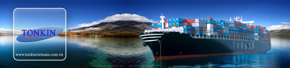 tonkin logistics company